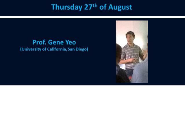 Gene Yeo